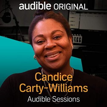 Candice Carty-Williams Audible Sessions
