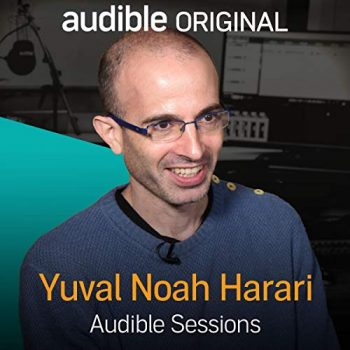 Yuval Noah Harari Audible Sessions